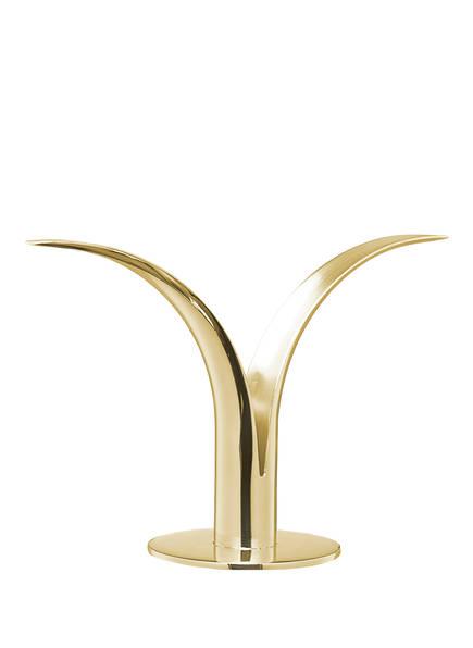 SKULTUNA Kerzenhalter, Farbe: GOLD (Bild 1)