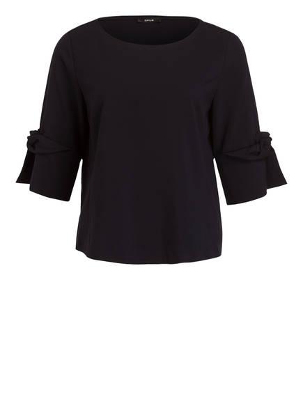 OPUS Bluse FLOGO, Farbe: DUNKELBLAU (Bild 1)