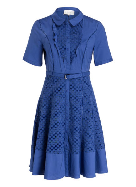 damsel in a dress Hemdblusenkleid BRIELLE, Farbe: DUNKELBLAU (Bild 1)