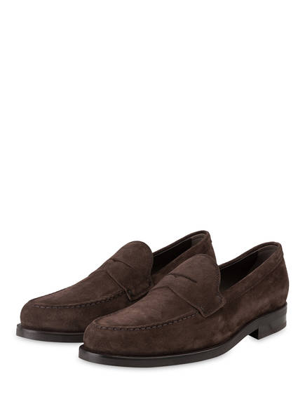 TOD'S Penny-Loafer, Farbe: BRAUN (Bild 1)