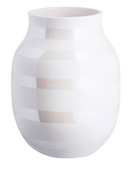 KÄHLER Vase OMAGGIO MEDIUM, Farbe: WEISS (Bild 1)
