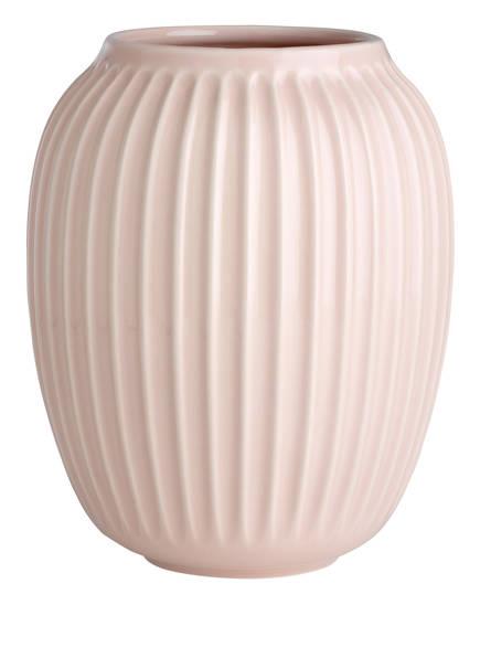 KÄHLER Vase HAMMERSHØI, Farbe: ROSA (Bild 1)