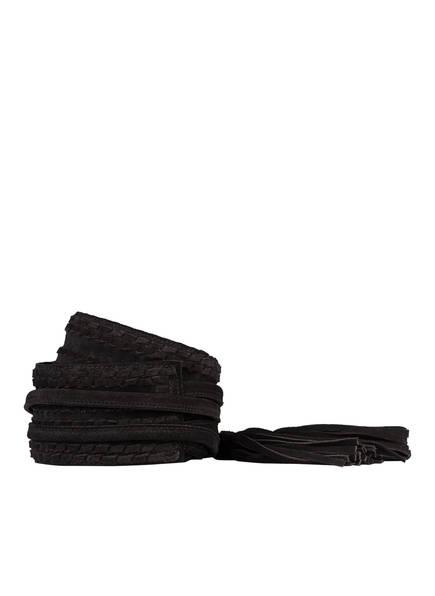 maje Gürtel ANOUSHKA, Farbe: SCHWARZ (Bild 1)