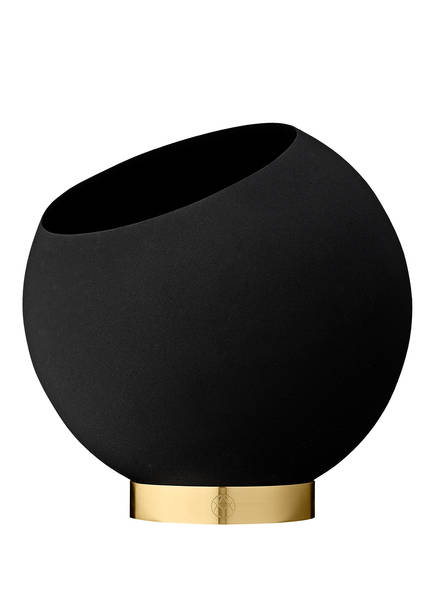AYTM Vase GLOBE SMALL, Farbe: SCHWARZ (Bild 1)