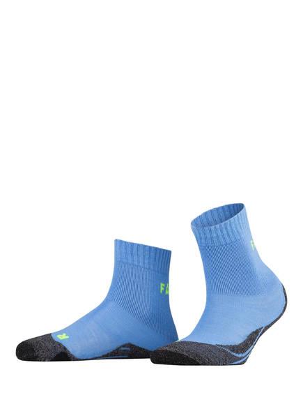FALKE Trekking-Socken TK2, Farbe: 6545 BLUE NOTE (Bild 1)