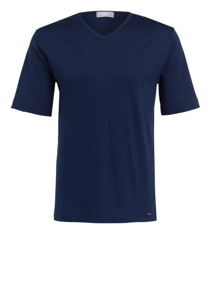mey Lounge-Shirt Serie BASIC LOUNGE, Farbe: BLAU (Bild 1)