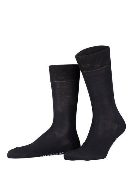 FALKE Socken COOL 24/7, Farbe: 3000 BLACK (Bild 1)
