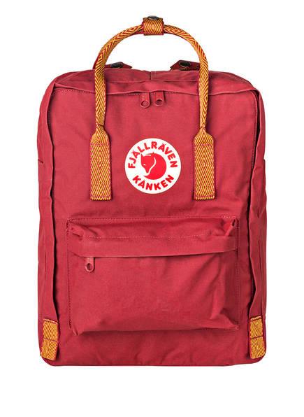 FJÄLLRÄVEN Rucksack KANKEN 16 l, Farbe: DUNKELROT (Bild 1)