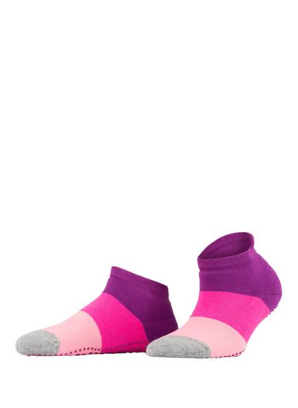 FALKE Sneakersocken , Farbe: PINK/ LILA (Bild 1)
