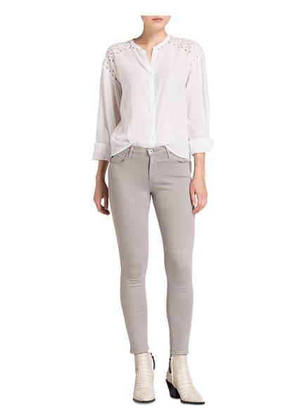 Skinny-Jeans von AG Jeans   HELLGRAU
