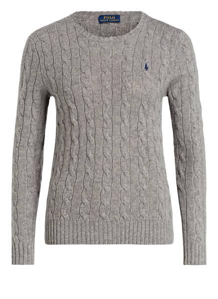 POLO RALPH LAUREN Pullover , Farbe: GRAU MELIERT (Bild 1)