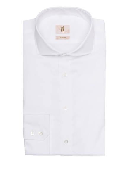 Q1 Manufaktur Hemd HAIKO PREMIUM Slim Fit, Farbe: WEISS (Bild 1)
