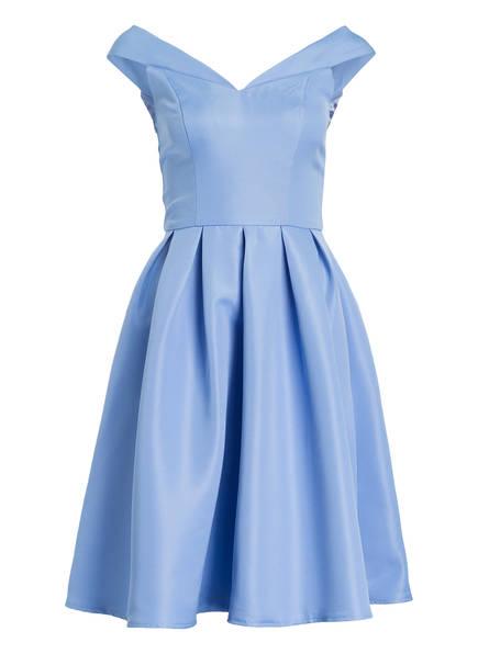 Chi Chi LONDON Kleid MELLY, Farbe: HELLBLAU (Bild 1)