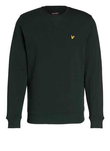 LYLE & SCOTT Sweatshirt, Farbe: DUNKELGRÜN (Bild 1)