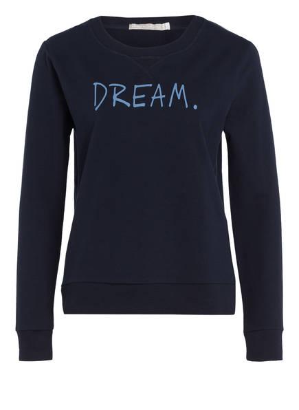 mey Lounge-Sweatshirt YARA, Farbe: DUNKELBLAU (Bild 1)