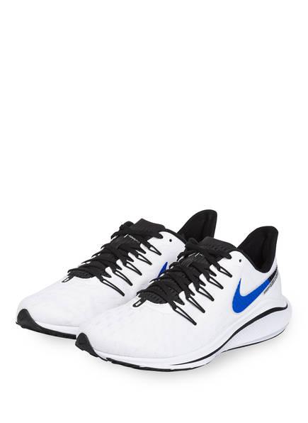 Nike Laufschuhe AIR ZOOM VOMERO 14, Farbe: WEISS/ BLAU/ SCHWARZ (Bild 1)