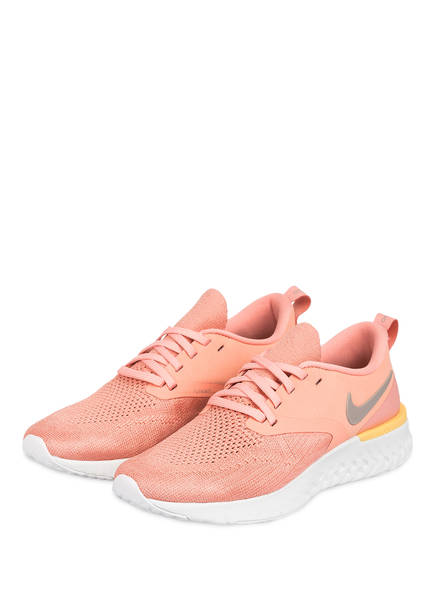 Nike Laufschuhe ODYSSEY REACT FLYKNIT 2, Farbe: LACHS (Bild 1)