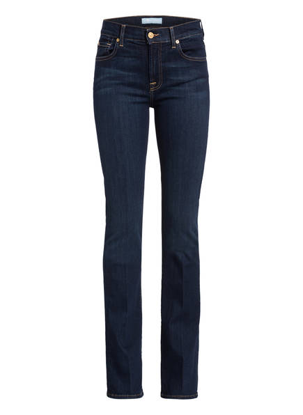 7 for all mankind Bootcut Jeans BAIR, Farbe: DARK BLUE (Bild 1)