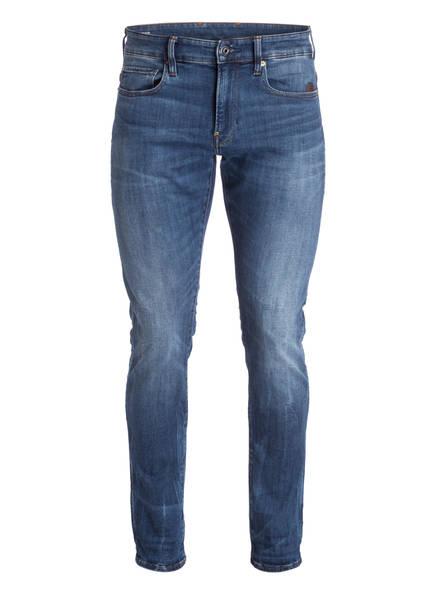 G-Star RAW Jeans REVEND Skinny Fit, Farbe: 6028 MEDIUM INDIGO AGED (Bild 1)