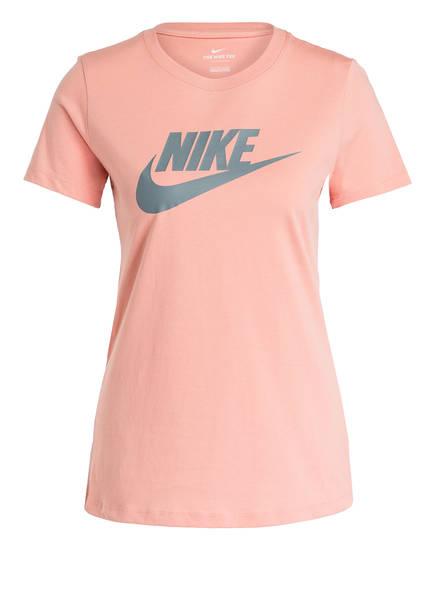 Nike T-Shirt ESSENTIAL ICON FUTURA, Farbe: LACHS (Bild 1)