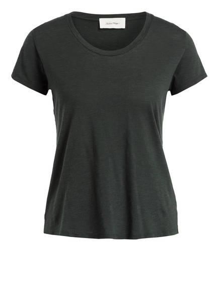 American Vintage T-Shirt JACKSONVILLE, Farbe: DUNKELGRÜN (Bild 1)