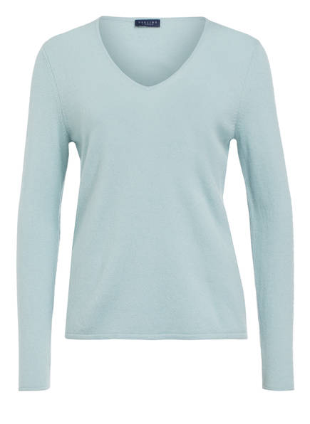 DARLING HARBOUR Cashmere-Pullover , Farbe: HELLBLAU (Bild 1)