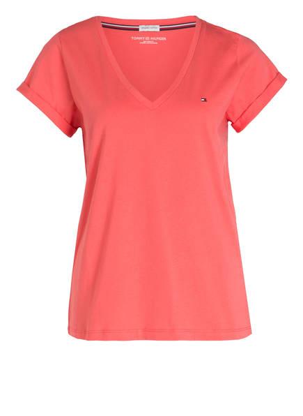 TOMMY HILFIGER Lounge-Shirt, Farbe: ROSA (Bild 1)