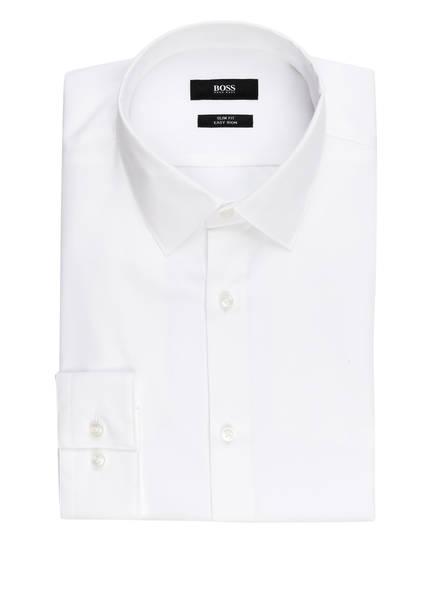 BOSS Hemd ISKO Slim Fit, Farbe: WEISS (Bild 1)