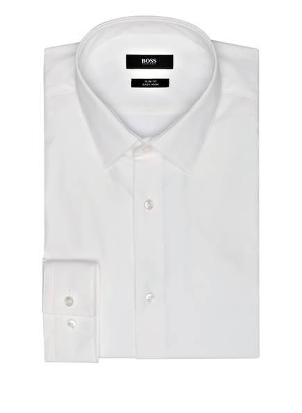 BOSS Hemd ISKO Slim Fit, Farbe: CREME (Bild 1)