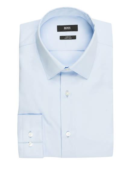 BOSS Hemd ISKO Slim Fit, Farbe: HELLBLAU (Bild 1)