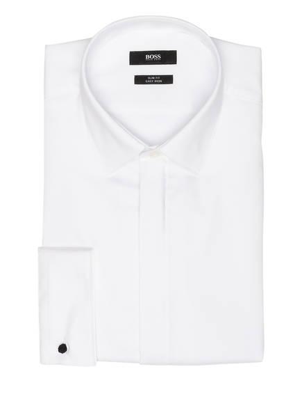 BOSS Smoking-Hemd JONS Slim Fit, Farbe: WEISS (Bild 1)
