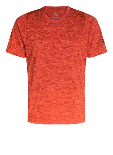 adidas T-Shirt FREELIFT 360 GRADIENT GRAPHIC  , Farbe: ORANGE MELIERT (Bild 1)