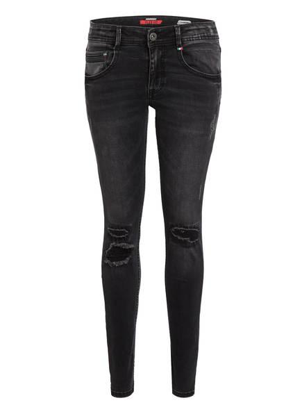 VINGINO Jeans ADAMOS, Farbe: DARK GREY VINTAGE (Bild 1)
