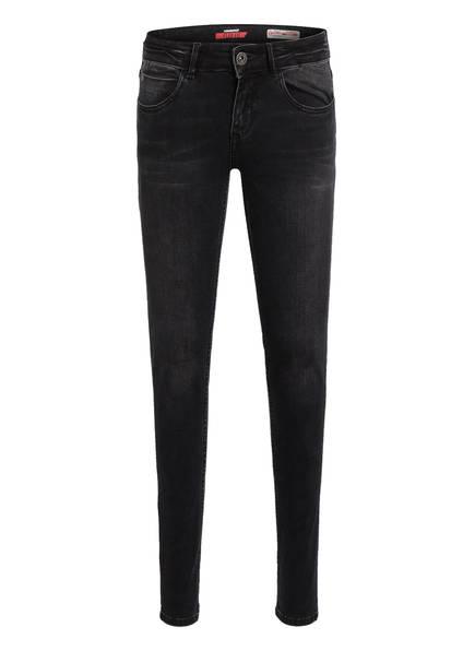 VINGINO Jeans BETTINE Flex Fit, Farbe: BLACK VINTAGE (Bild 1)