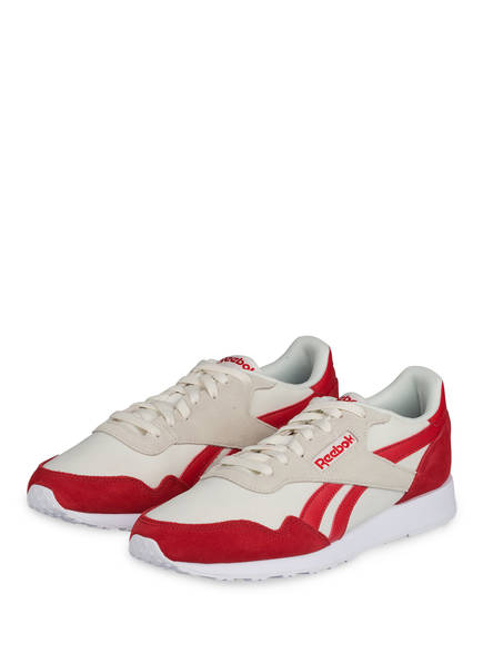 Reebok Sneaker ROYAL ULTRA, Farbe: ROT/ WEISS/ NATUR (Bild 1)