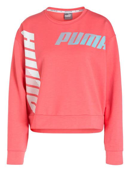 PUMA Sweatshirt MODERN SPORT CREW, Farbe: PINK (Bild 1)