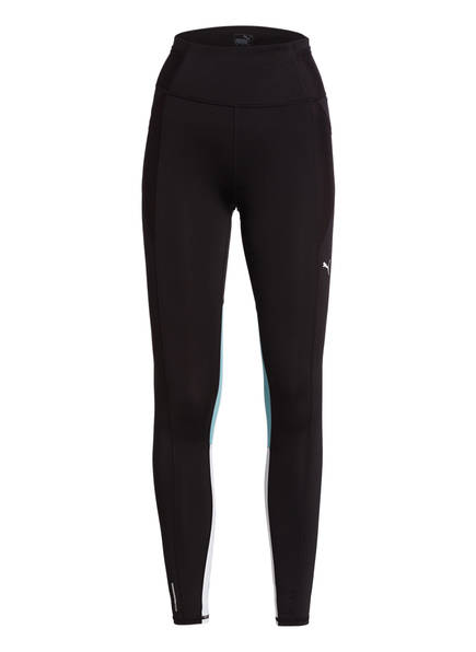 PUMA 7/8-Tights FEEL IT, Farbe: SCHWARZ (Bild 1)