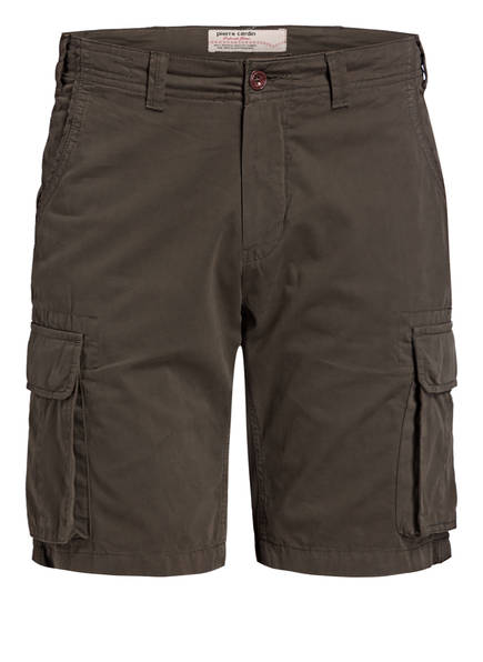 pierre cardin Cargo-Shorts Regular Fit, Farbe: OLIVE (Bild 1)