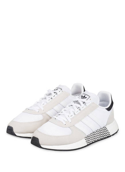 adidas Originals Sneaker MARATHON TECH, Farbe: BEIGE/ WEISS/ SCHWARZ  (Bild 1)