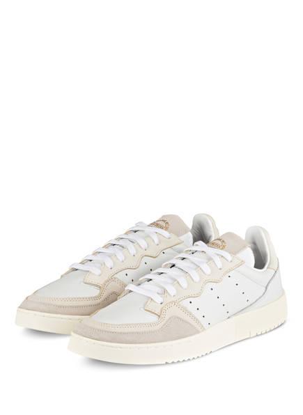adidas Originals Sneaker SUPERCOURT, Farbe: CREME/ OFFWHITE (Bild 1)