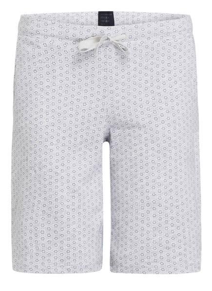 SCHIESSER Lounge-Shorts, Farbe: HELLGRAU MELIERT (Bild 1)