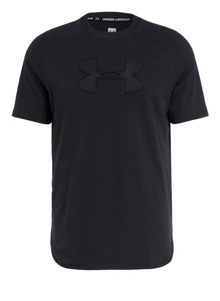 UNDER ARMOUR T-Shirt UNSTOPPABLE MOVE, Farbe: SCHWARZ (Bild 1)