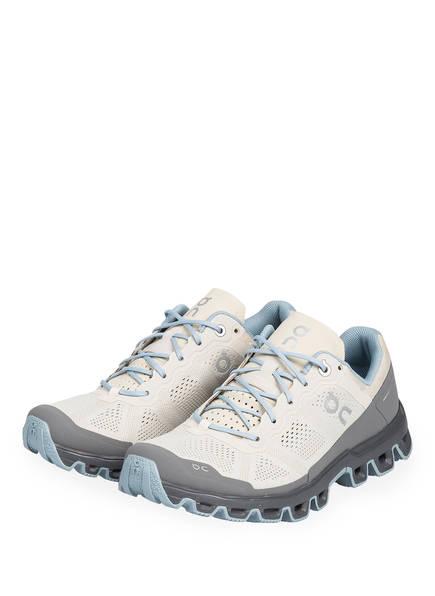On Running Trailrunning-Schuhe CLOUDVENTURE , Farbe: ECRU/ WEISS/ DUNKELGRAU (Bild 1)