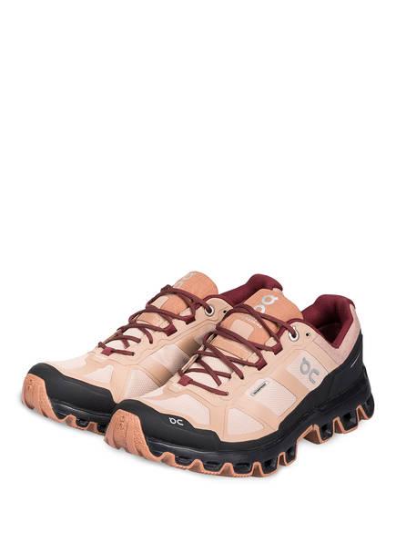 On Running Trailrunning-Schuhe CLOUDVENTURE WATERPROOF, Farbe: HELLROSA/ SCHWARZ (Bild 1)