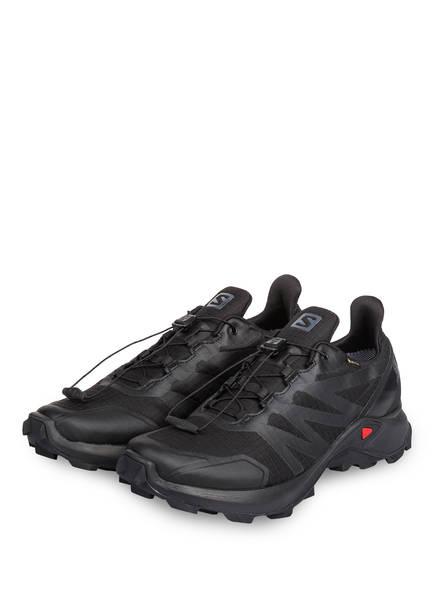 SALOMON Trailrunning-Schuhe SUPERCROSS GTX® , Farbe: SCHWARZ (Bild 1)