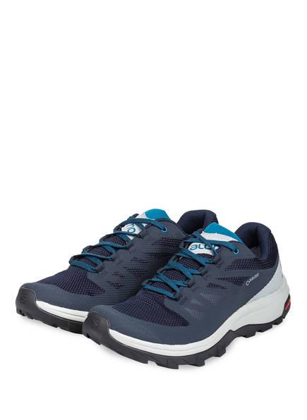 SALOMON Trailrunning-Schuhe SUPERCROSS GTX®, Farbe: DUNKELBLAU (Bild 1)