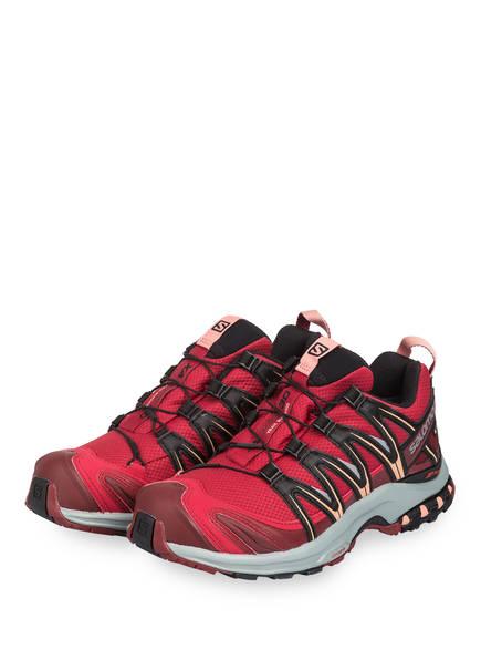 SALOMON Trailrunning-Schuhe XA PRO 3D GTX , Farbe: FUCHSIA/ KORALLE (Bild 1)