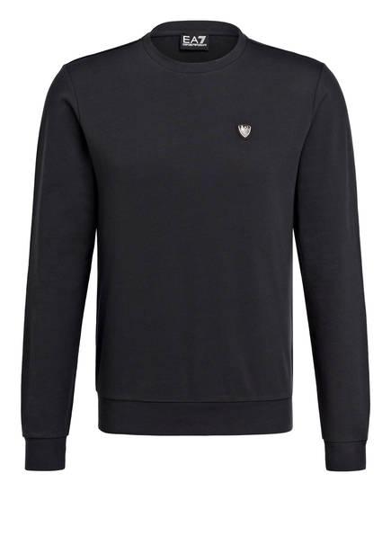 EA7 EMPORIO ARMANI Sweatshirt, Farbe: DUNKELBLAU (Bild 1)