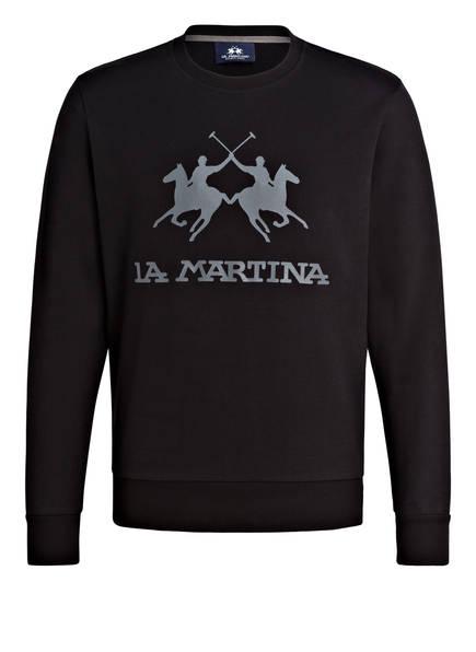 LA MARTINA Sweatshirt, Farbe: SCHWARZ (Bild 1)