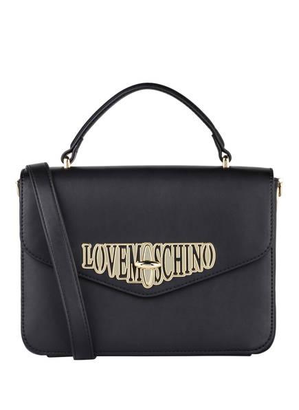 LOVE MOSCHINO Handtasche, Farbe: SCHWARZ (Bild 1)